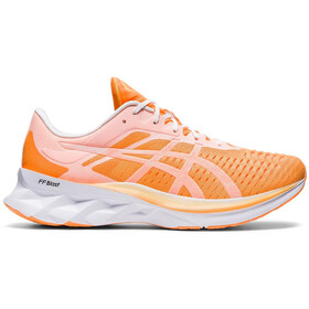 asics Novablast Chaussures Homme, orange pop/white